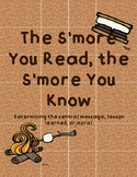 S'more You Read: Determining the Lesson