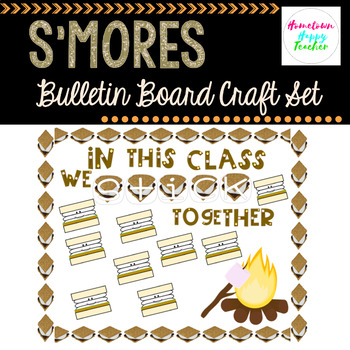 S'mores Bulletin Board Kit