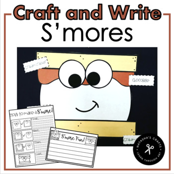 S'more Craft and Writing