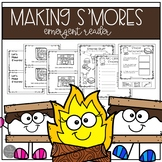 How to Make S'mores Emergent Reader and S'mores Activities