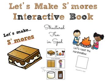 S'mores Interactive Book