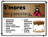 S'mores Sequencing Activities and Games