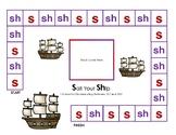 S versus SH Sound Discrimination: Minilesson, Sound Sort,