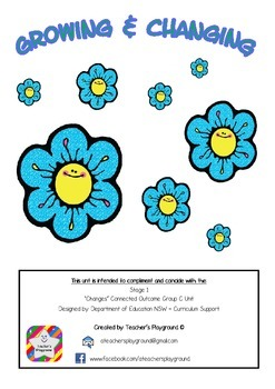 S1 - 'Growing and Changing' COGs Workbook