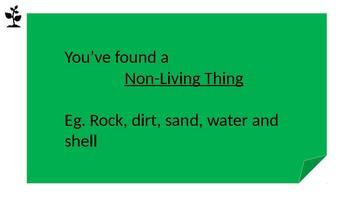 S1 Living World Classification Resource