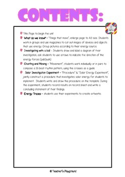 S1 - 'Powering On' COGs Workbook