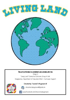 S3 - 'Living Land' COGs Workbook