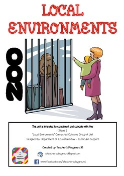 S2 - 'Local Environments' COGs Workbook
