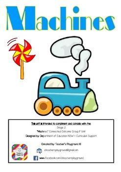 S2 - 'Machines' COGs Workbook