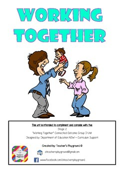 S2 - 'Working Together' COGs Workbook