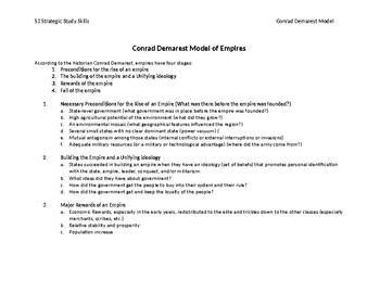 S3 Conrad-Demarest Model - Empire