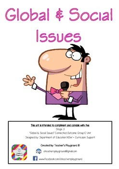 S3 - 'Global and Social Issues' COGs Workbook