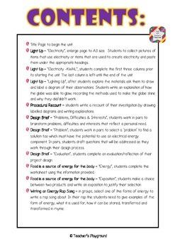 S3 - 'Physical Phenomena' COGs Workbook
