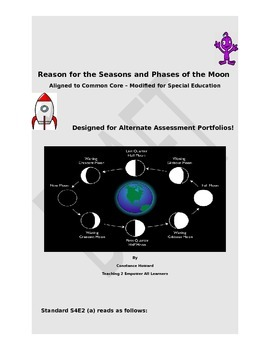 S4E2 Phases of the Moon and Reasons for the Seasons