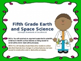 S5E1a. b. 5th Grade Georgia Earth Science Powerpoint w/Gui