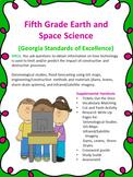 S5E1c. 5th Grade Grade Earth Science Research, Write-Ups a