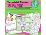S7L4d Biome Doodle Notes and Answers