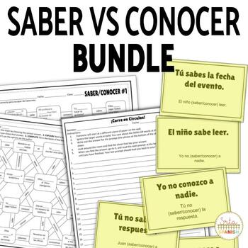 SABER vs CONOCER Bundle