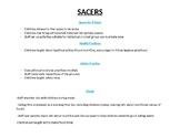 SACERS-U Most Important Information