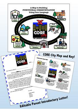 SAD: Complete Core Word Activity Set