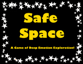 SAFE SPACE - Emotion Exploration - A Board Game
