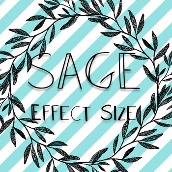 SAGE Growth Effect Size