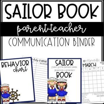 SAILOR Communication binder