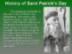 SAINT PATRICK'S DAY HISTORY - fun, engaging, informative 1