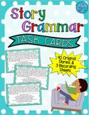 Story Grammar Task Cards