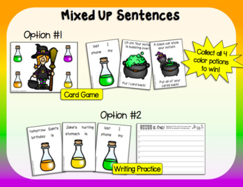Brewing Up Sentences
