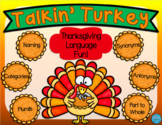 Talkin' Turkey: Thanksgiving Language Fun