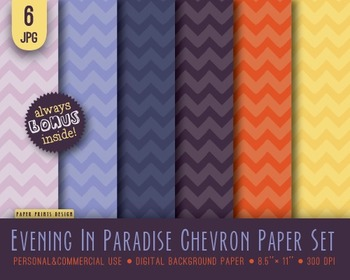 Background Chevron Monochrome Paper Digital Scrapbooking Multicolored