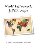 World Instruments & Folk Music