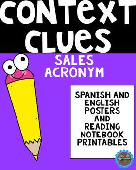 SALES-Context Clues/SALES-Claves de Contexto