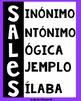SALES-Context Clues/SALES-Claves de Contexto