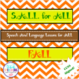 S.A.L.L. for ALL: FALL