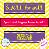 S.A.L.L. for ALL: Spring/Summer