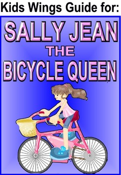 SALLY JEAN, THE BICYCLE QUEEN, by Cari Best, The Story of a Young Entrepreneur