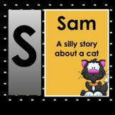 SAM: A Silly Cat Story
