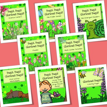 Sample: Bugs and Insects Bundle