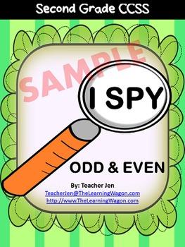 SAMPLE: I SPY (Odd & Even)