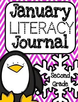 SAMPLE- January Literacy Journal