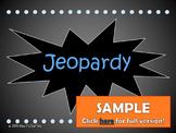 SAMPLE Lewis & Clark Jeopardy