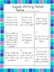 SAMPLE Monthly Writing Packet