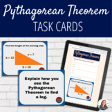 SAMPLE: Pythagorean Theorem Task Cards