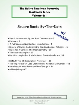 SAMPLE: SQUARE ROOTS BY-THE-DOTS