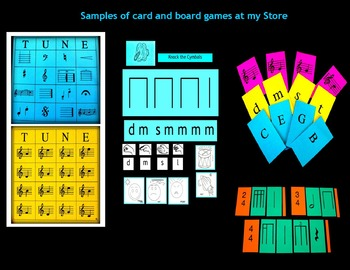 SAMPLER OF CARD AND BOARD GAMES