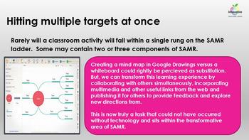 SAMR in 60 minutes:  Professional Development Bundle