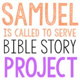 SAMUEL: Bible Story Brochure Project Activity, Old Testament
