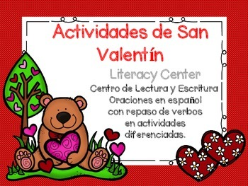 SAN VALENTIN LITERACY CENTER. CENTROS DE LECTURA Y ESCRITURA  EN ESPAÑOL